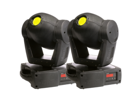 Martin Mac 250+ Moving Head (x2)