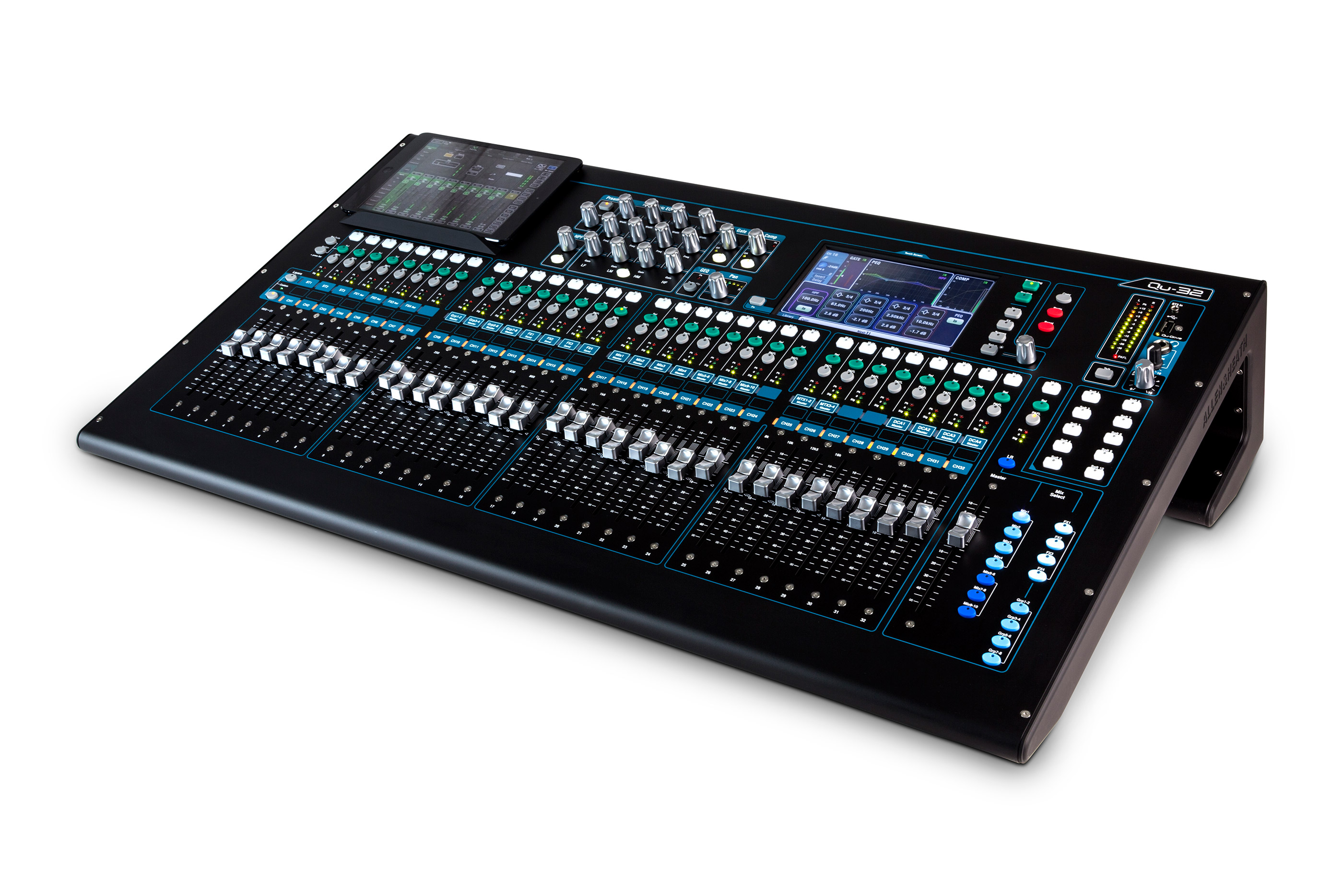 Allen & Heath Qu32 Chrome Digital Mixing Desk