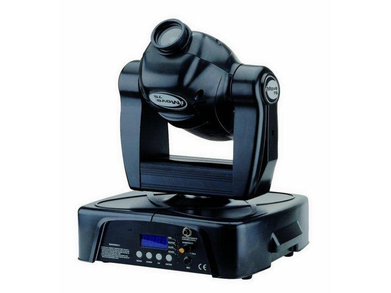 iSolution iMove 7s Moving Head (x2)