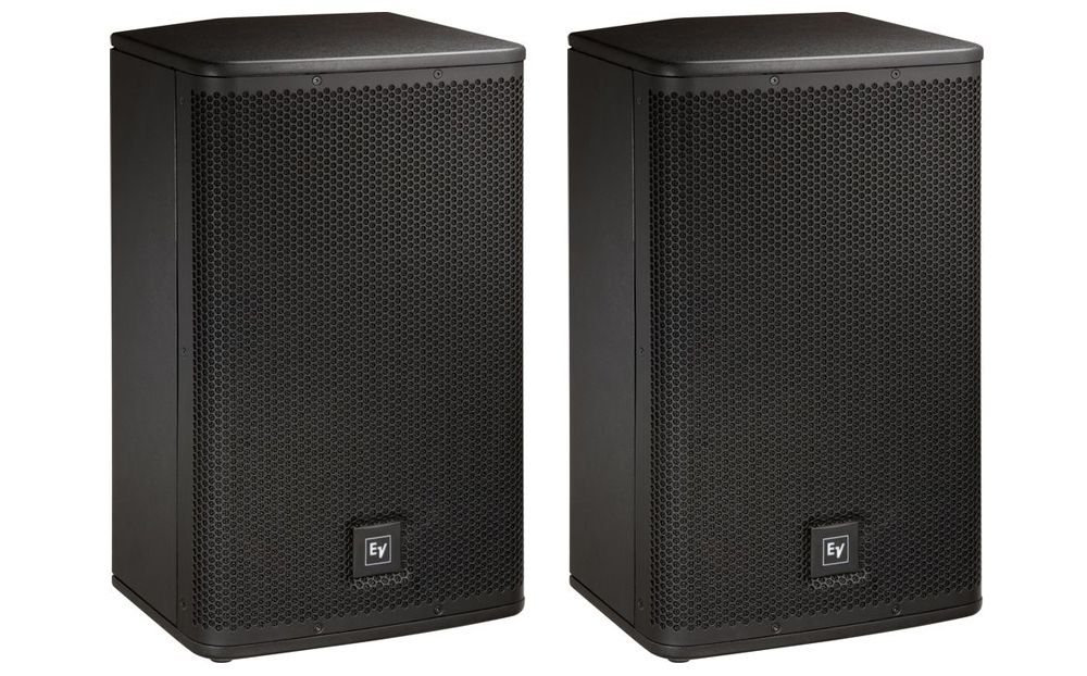 ELECTRO-VOICE ELX112 12-INCH TWO-WAY FULL-RANGE LOUDSPEAKER (PAIR)